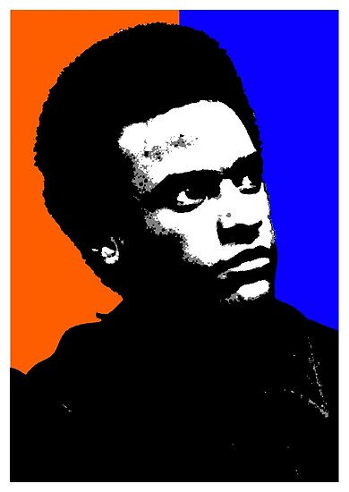 Quot Huey P Newton Quot Posters By Truthtopower Redbubble