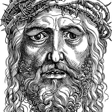Jesus Christ by askal13