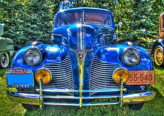 1940 Pontiac by ECH52