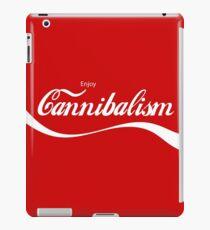 Enjoy Cannibalism iPad Case/Skin