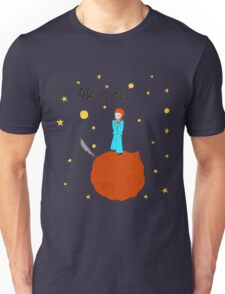 BOWIE LIFE ON MARS Unisex T-Shirt