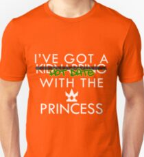 Hot Date with the Princess v2 T-Shirt