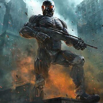 Crysis by AvaaMeepo
