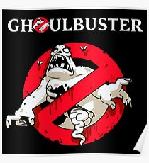 Ghostbusters - Ghoul Poster