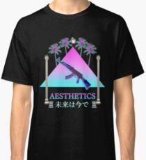 Aesthetics Ak-47 Pyramid Classic T-Shirt