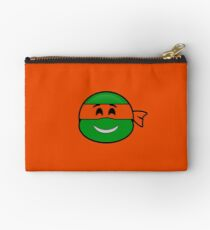 Emoji Michelangelo - Happy Studio Pouch