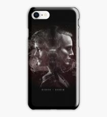 Hannibal Lecter and Will Graham - Mirror iPhone Case/Skin