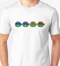 Emoji's TMNT Unisex T-Shirt
