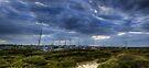 Tollesbury Boats Panoramic by Nigel Bangert