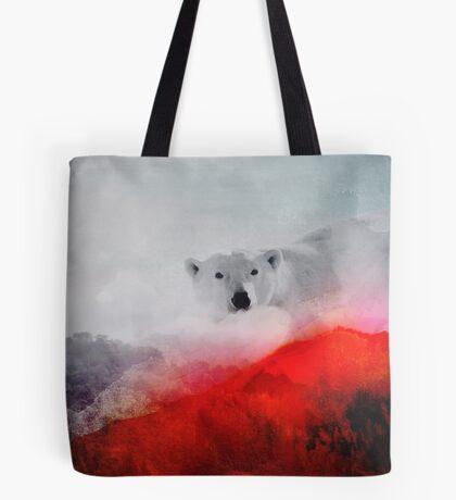 Mt. Polar  Tote Bag