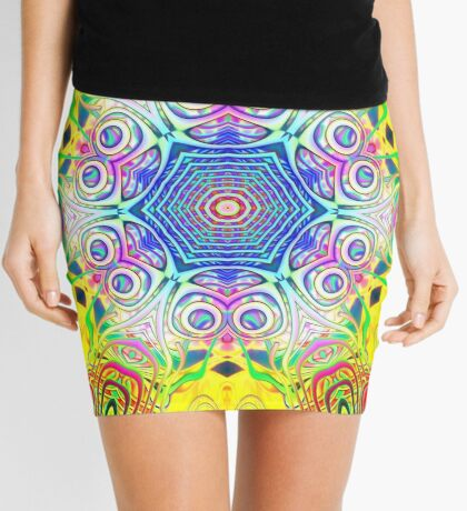 Olmec Jam Mini Skirt
