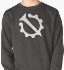 Hello Internet Official Flag (Nail and Gear) Pullover Sweatshirt