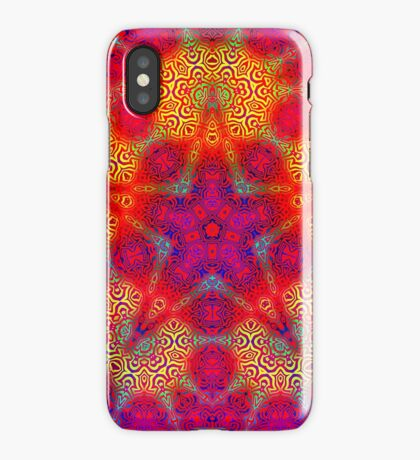 Starburst iPhone Case