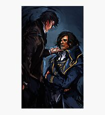 Dishonored - What will history tell us? Photographic Print