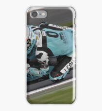 #76 Hiroki ONO MOTO3 Silverstone 2015 iPhone Case/Skin