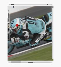 #76 Hiroki ONO MOTO3 Silverstone 2015 iPad Case/Skin