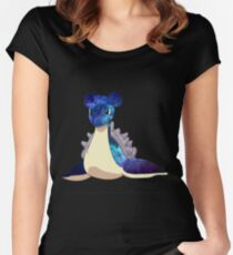 Lapras - Pokemon Women's Fitted Scoop T-Shirt