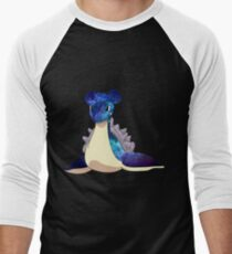 Lapras - Pokemon Men's Baseball ¾ T-Shirt