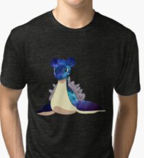 Lapras - Pokemon Tri-blend T-Shirt