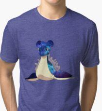 Lapras - Pokemon Tri-blend T-Shirt