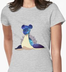Lapras - Pokemon Womens Fitted T-Shirt