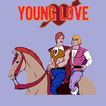 Young Love (He-Man and Bow) by Faction