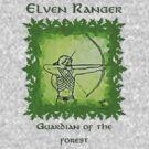Elven Ranger by Toradellin
