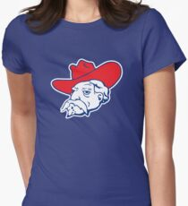 Col. Reb Women's Fitted T-Shirt