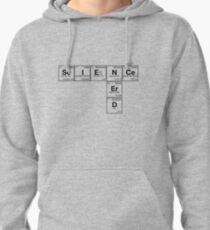SCIENCE NERD - Periodic Elements Scramble!  Pullover Hoodie