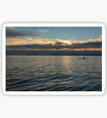 Tranquil Paddle Sticker