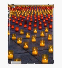 Candles iPad Case/Skin