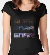 Gnar, Gnar, Gnar (Skins) Women's Fitted Scoop T-Shirt