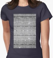 Cubicle Womens Fitted T-Shirt