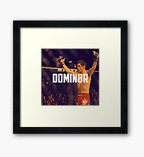Dominick Cruz UFC Framed Print