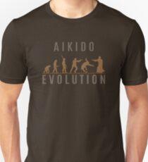 Aikido-Entwicklung Slim Fit T-Shirt