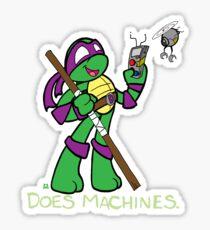 Teenage Mutant Ninja Turtles- Donatello Sticker