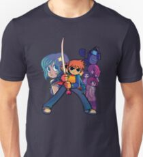 Scott Pilgrim's Finest Hour Slim Fit T-Shirt