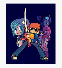 Scott Pilgrim's Finest Hour Photographic Print