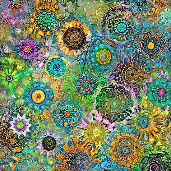 Deepdream abstraction
