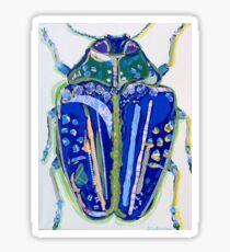 Glorious Beetle Sticker