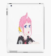 UNI GIRL iPad Case/Skin