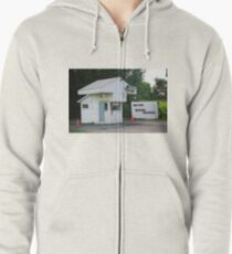 Drive-In Theater Zipped Hoodie