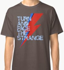 Ch-ch-ch-changes Classic T-Shirt