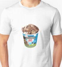 Half Baked Ice Cream Unisex T-Shirt