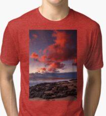 Rocky Sunset Tri-blend T-Shirt