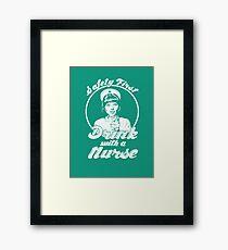 nurse Framed Print