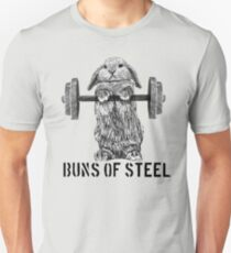Buns of Steel (Light) T-Shirt