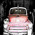 1939 Dodge Fire Truck by cjcphotography