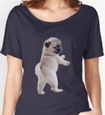 Pug Puppy Women's Relaxed Fit T-Shirt
