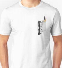 Pencil Pocket Unisex T-Shirt